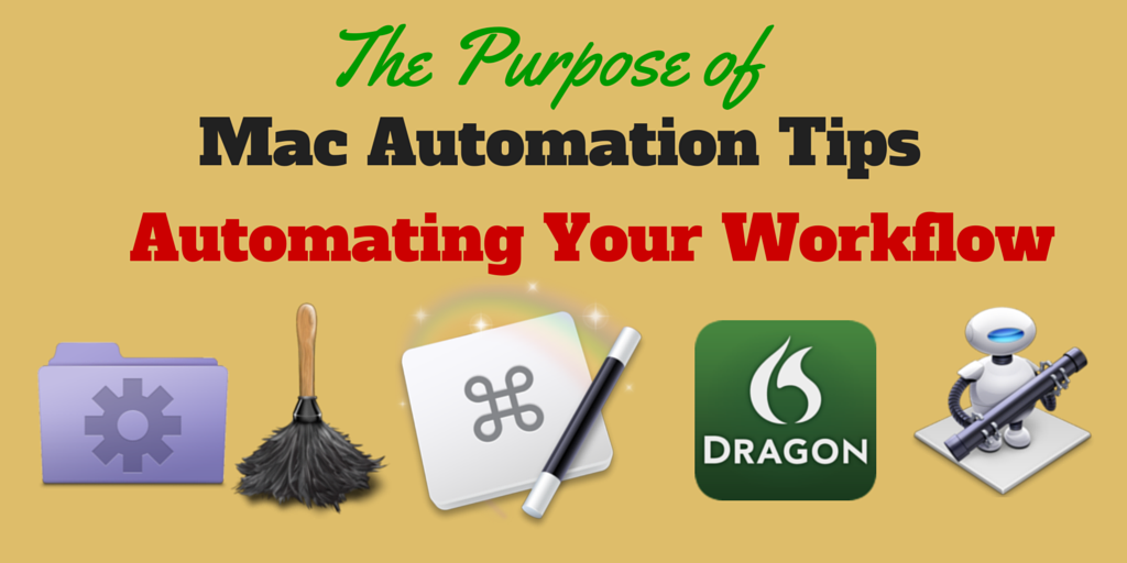 The Purpose of Mac Automation Tips