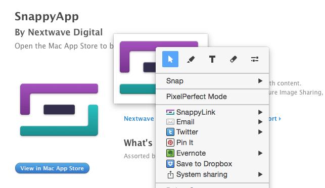 Snappy app