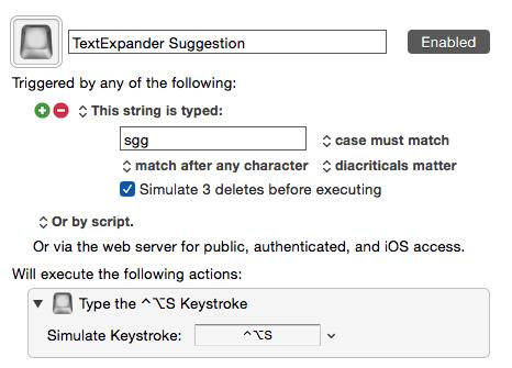 Keyboard Maestro - Keyboard Maestro Editor - May 27, 2015 at 6:16 PM Screen Shot