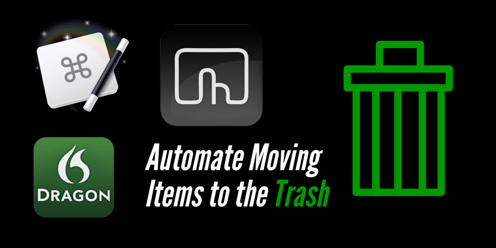 Reduce Mouse and Keyboard Clicking With These Automated Delete Actions
