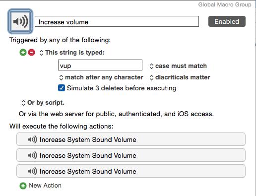 Keyboard Maestro Editor Keyboard Maestro, Today at 12.02.26 PM