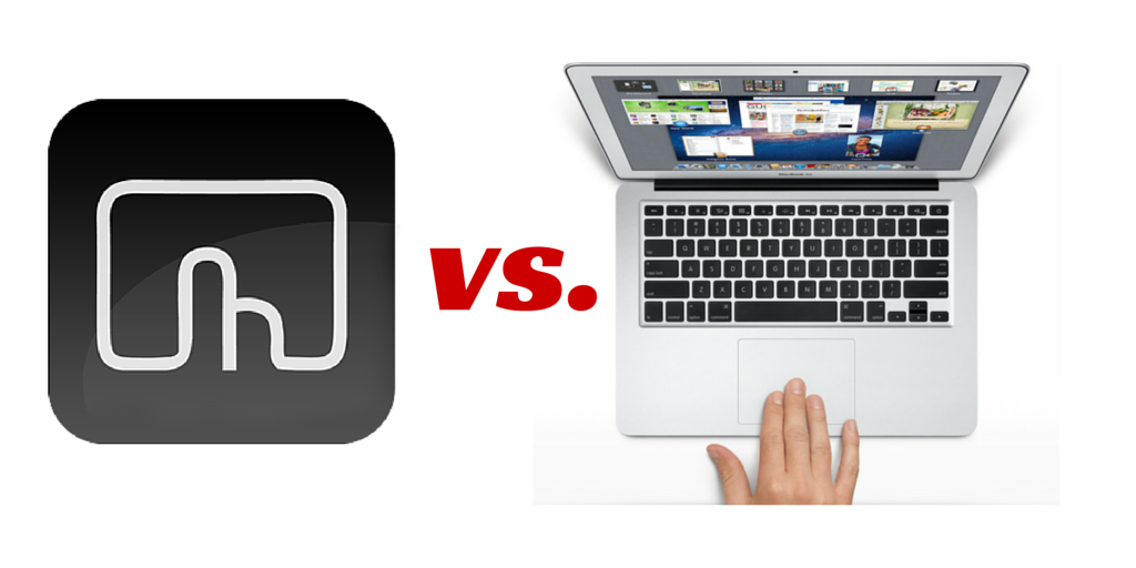 BetterTouchTool Versus Apple's Finger Gesture Features