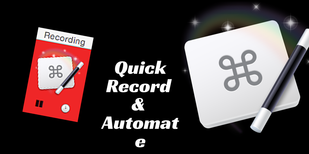 Avoid Redundant Typing Using Keyboard Maestro's Quick Record and Playback Feature