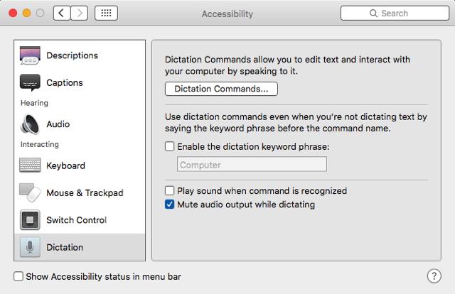 Mac Text To Speech Voices
