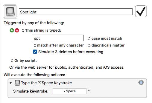 Keyboard Maestro_Spotlight