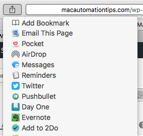 Share extension_Mac