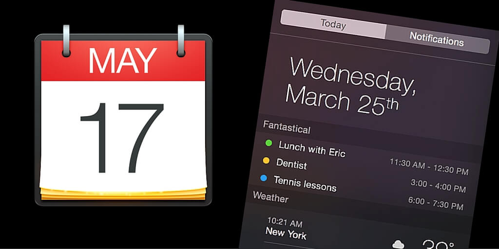Automate the Task of Adding Calendar Events Using Fantastical