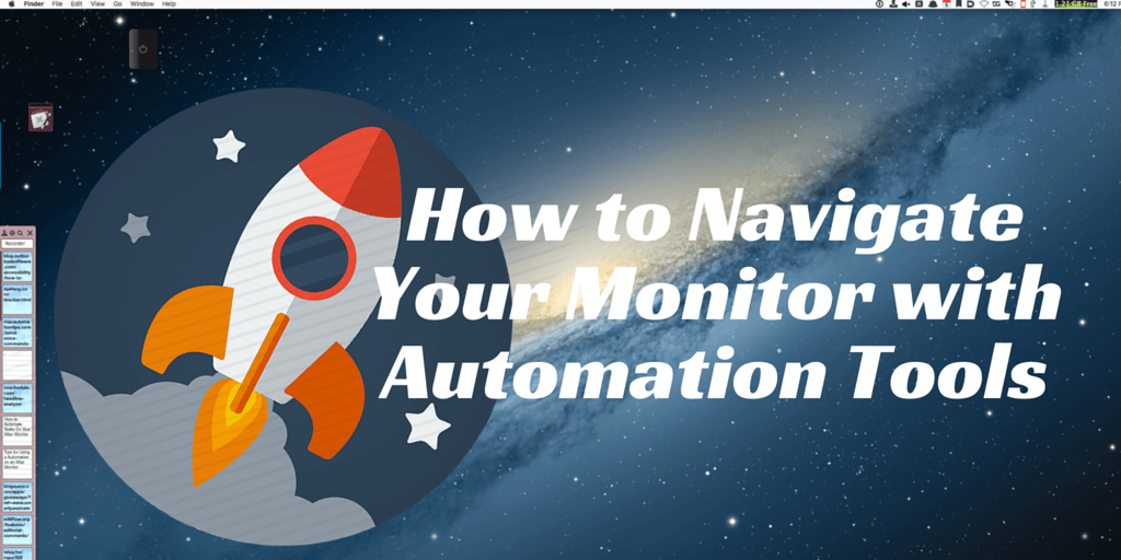 How to Automate Tasks On Your iMac Monitor