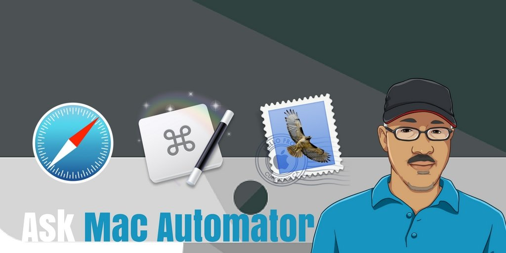 Ask Mac Automator: How to Quickly Share Selected Text and URL In
