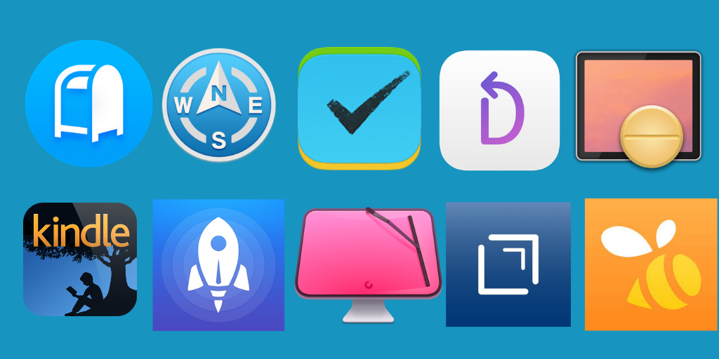 My 10 Favorite Applications for 2018