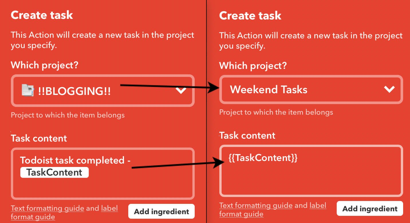 How to Use IFTTT to Recreate No-Due-Date Tasks In Todoist –