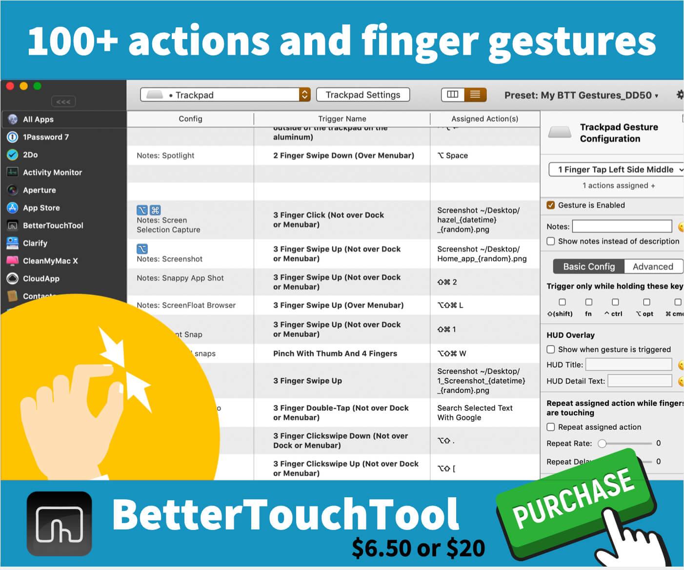 BetterTouchTool ad
