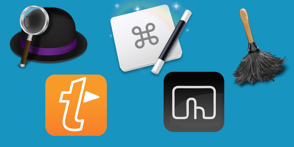 Five Mac Automation Applications Compared