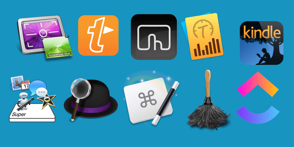 My 20 favorite Mac and iOS apps and services for blogging and freelance work