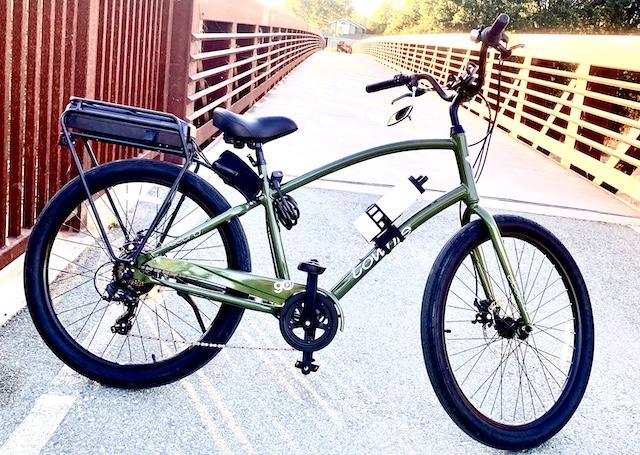 Electra Townie Go Electric Bike
