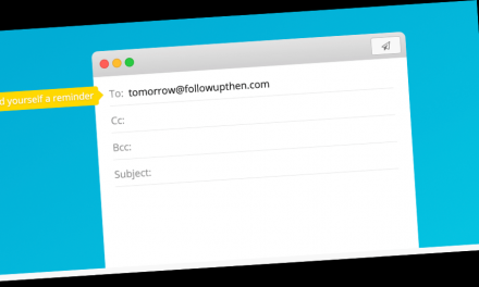 FollowUpThen Review: The Best Free Email Reminder Service